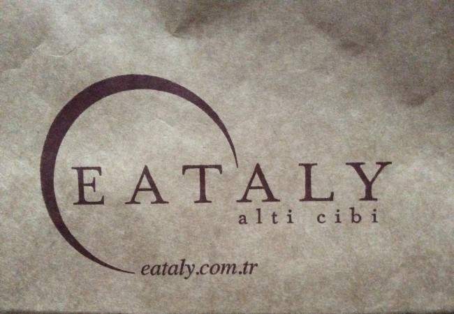 Eataly in Istanbul: a disappointment