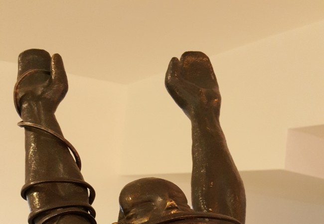 The Sculptures of Sahbi Chtioui: CKM Caddebostan