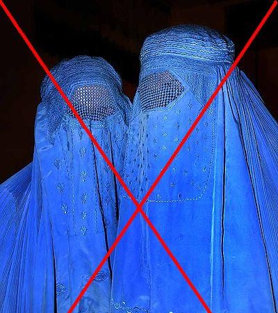 Is The Burqa a safety hazard