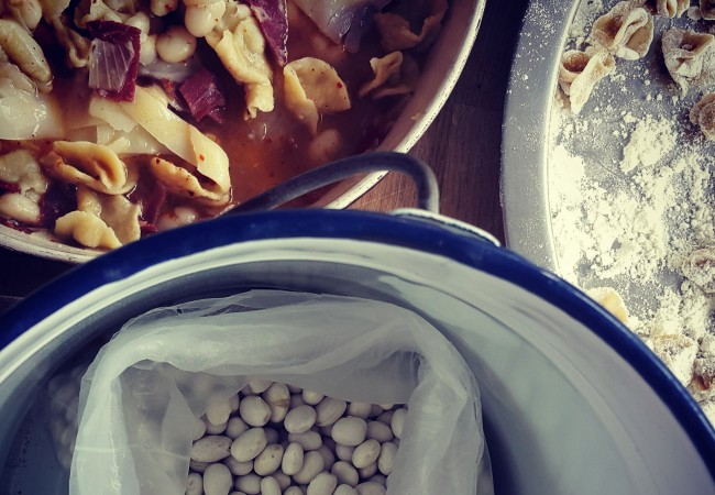 How To Make Pasta E Fagioli Anywhere